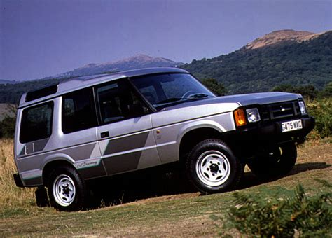 land rover discovery 1992 land rover discovery 200 tdi leisure 1992 parts specs