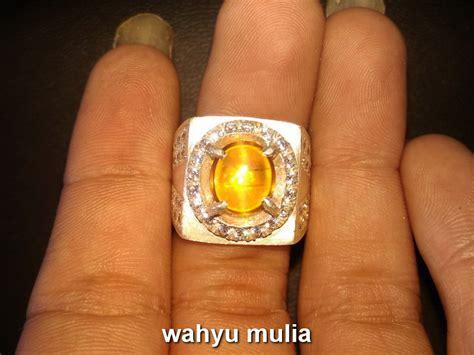Batu Opal Cat Eye batu cincin mata kucing opal cat eye asli kode