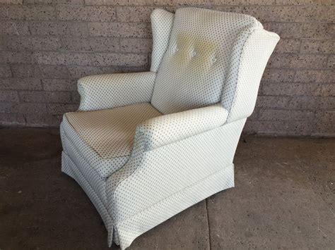 Ethan Allen Wingback Chair - vintage ethan allen wingback chair