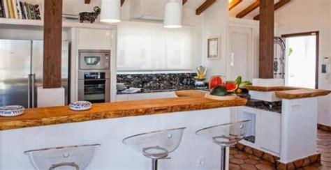 ideas decorar salon cocina americana ideas de barra americana de cocina sal 243 n y comedor