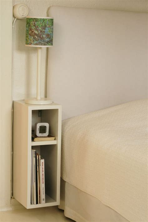 small bedroom table small nightstand designs that fit in tiny bedrooms
