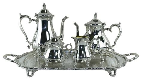 nickel tea set with bamboo handle tray sold seperately leeber ltd princess tea and coffee set view in your