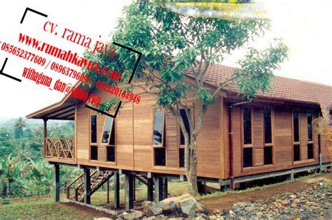 desain interior rumah panggung gambar rumah kayu gazebo desain panggung di rebanas rebanas