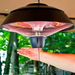 energy infrared gazebo heater black dfohome