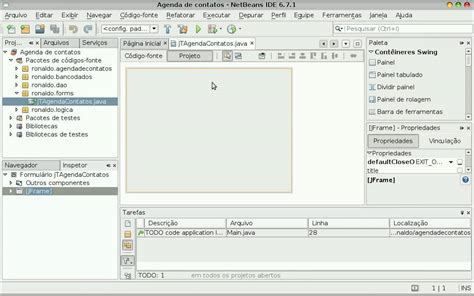 tutorial netbeans mysql video tutorial interface agenda com mysql e netbeans aula