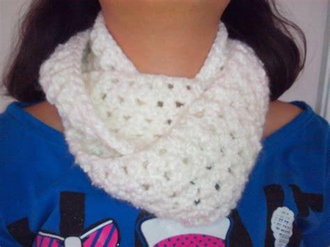 bufanda tejida crochet 2016 bufanda circular tejida en crochet youtube