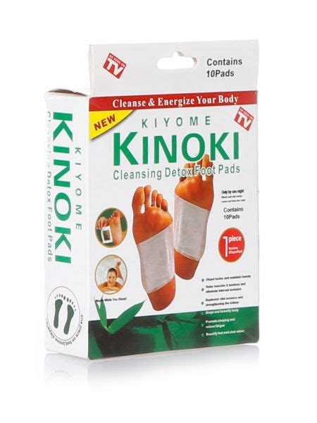 Kinoki Patches Detox by Price Review And Buy Kinoki Detox Foot Pads Ksa Souq