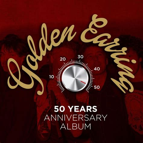 Golden Earring 50 Years Anniversary Album Catalog