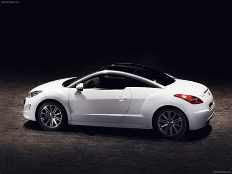 Peugeot Rcz Car Wallpapers