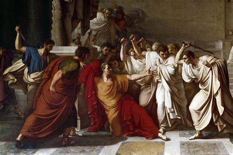 Julius Caesar Mba Leadership by The Ides Of March A Leadership Epic Fail Wsj