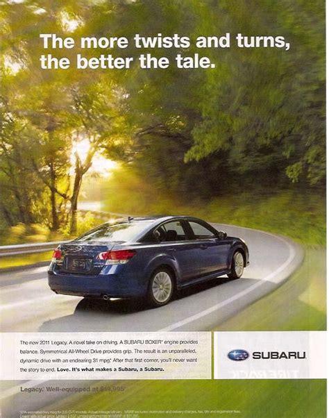 subaru ad subaru advertising photographs page 3
