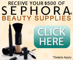 How To Get Sephora Gift Card Free - free sephora gift card makeup sles azfreebies