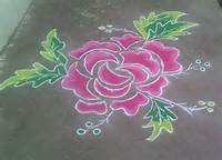 Pics Photos  Free Hand Rangoli Designs With Dots