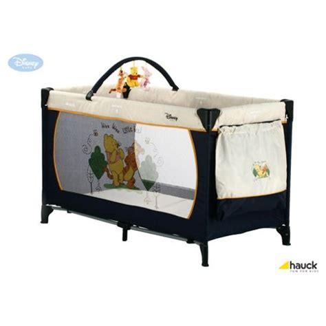 Travel Cot Mattress Tesco by Buy Hauck Winnie The Pooh Reflections Travel Cot From Our