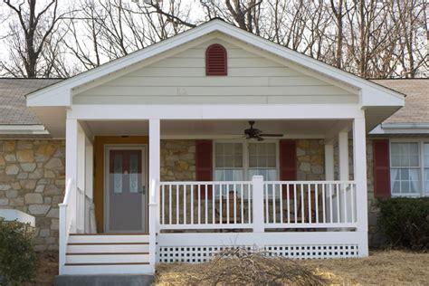 Porch Addition home additions renovations portfolio talon construction frederick county maryland