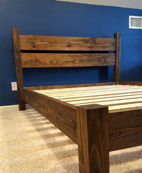 platform headboard solid wood platform bed with headboard