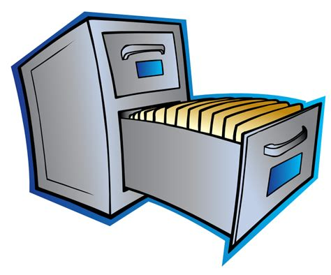 Free Filing Cabinet Free To Use Domain Filing Cabinet Clip