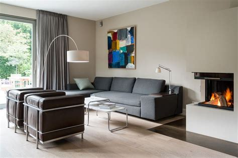 wohnzimmer le 25 beste idee 235 n eckkamin op kamin modern