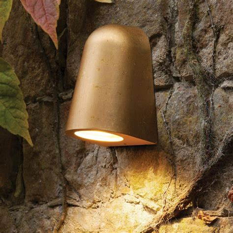 outdoor lighting downlights brass outdoor downlight cl 33802 product e2 contract