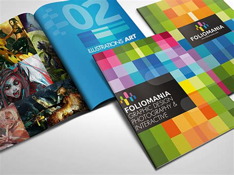 leaflet layout inspiration 55 best exles of creative brochure designs for
