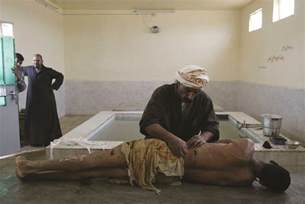 arab funeral home do these images show a beautiful side to war big think