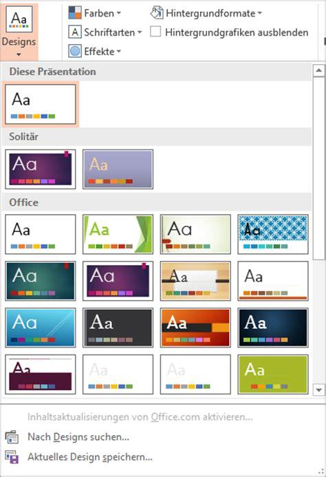Powerpoint Design Vorlage Speichern Erstellen Und Speichern Einer Powerpoint Vorlage Powerpoint