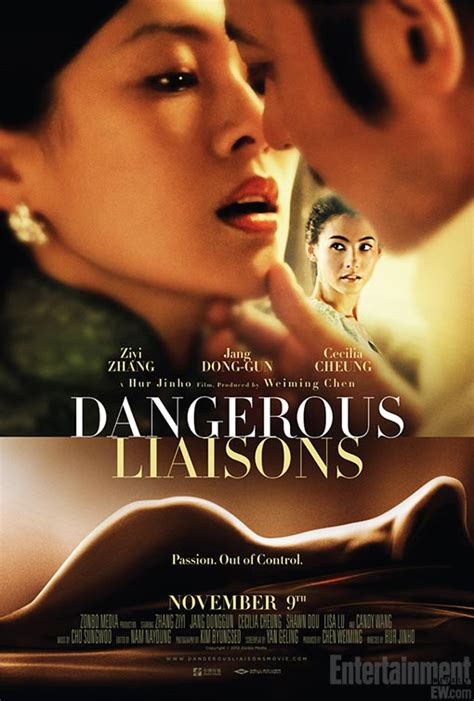 film china mandarin hot dangerous liaisons remake starring zhang ziyi coming