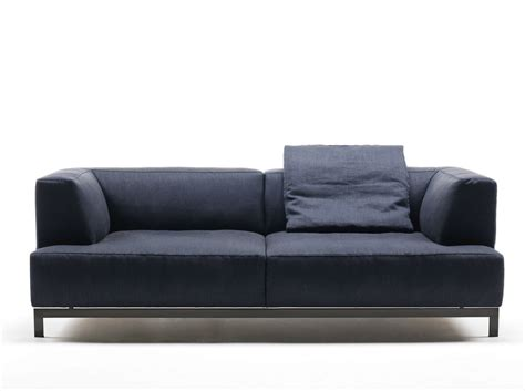 sofa divani fabric sofa metrocubo by living divani design piero lissoni