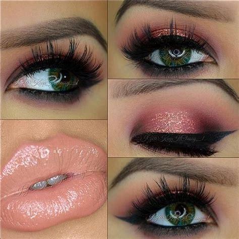tutorial makeup natural peach peach makeup ideas for spring pretty designs