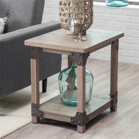 rustic end tables for sale belham living jamestown rustic end table end tables at