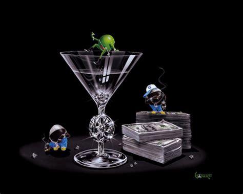 martini artist country canada michael godard