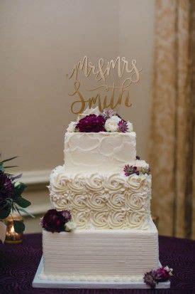 Hochzeitstorte Viereckig by Purple Rosette Wedding Cake Www Pixshark Images
