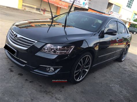 modified toyota toyota camry xv40 modified share my ride gk229