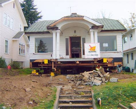 Foundation systems restoration repair, new basement, house