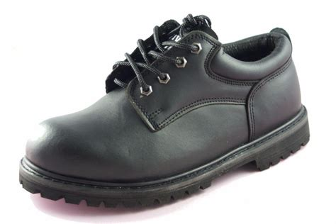 townforst 174 steel toe s slip resistant work safety lace