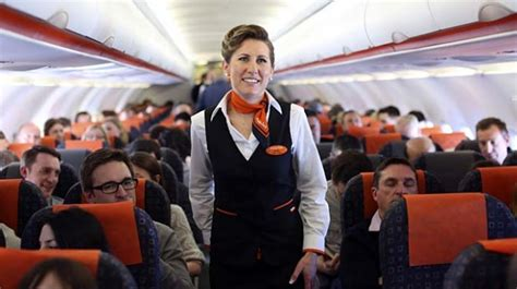 easy jet cabin crew airline review easyjet economy to barcelona