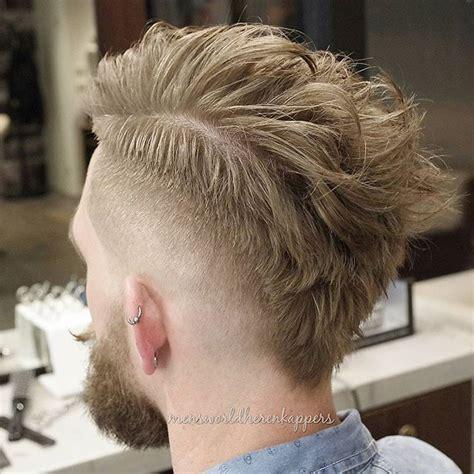 corte mohicano menhairstyle mohicano corte de pelo para hombres
