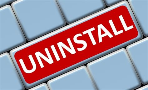 best uninstall programs uninstall programs easily with these third uninstallers