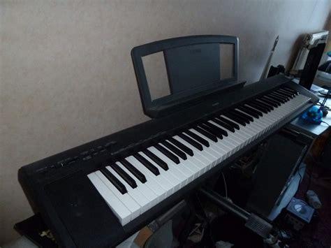 Keyboard Yamaha Np 30 Yamaha Np 30 Image 158992 Audiofanzine
