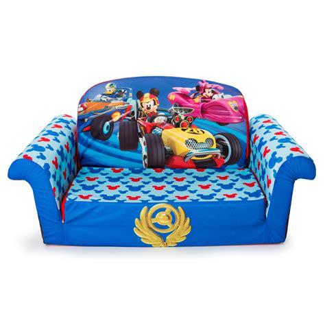 Flip Sofa For by Marshmallow Furniture Children S 2 In 1 Flip Open Foam