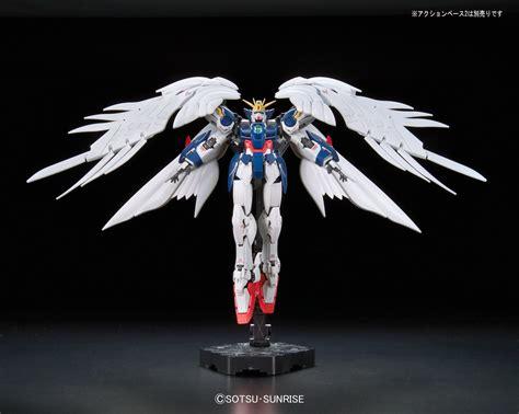 Sd Wing Zero Custom Gundam New Mib Endless Waltz Yolly rg wing zero ew 1 144 17