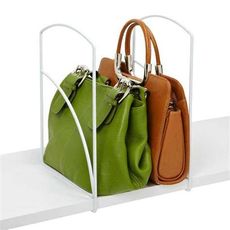 Organize Bags In Closet by 33 Storage Ideas To Organize Your Closet And Decorate With Handbags And Purses