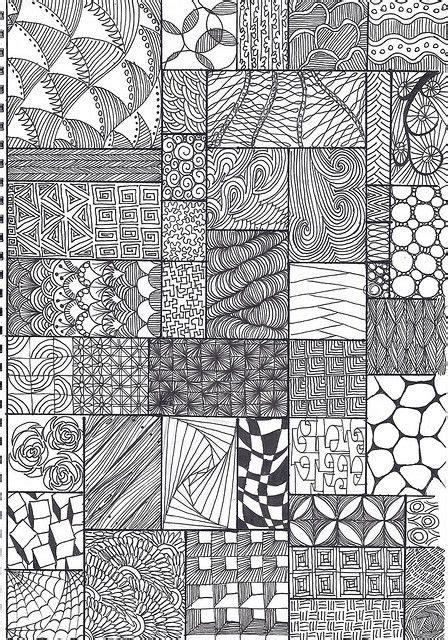zentangle pattern reference doodle zentangle pattern sheet by krochetokikai