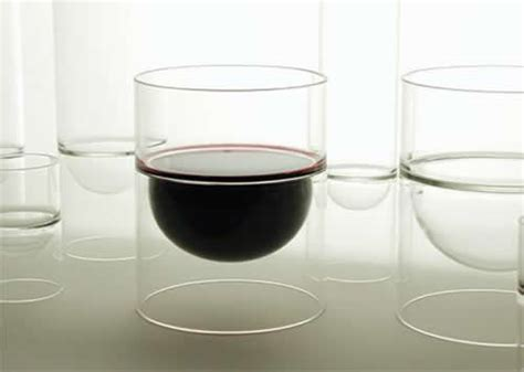 modern wine glasses float red wine glasses from molo design breathe modern
