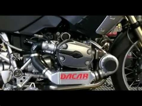 Motorrad Tuning Turbo by Twin Turbo Kit For The Bmw Gs 1200 Youtube