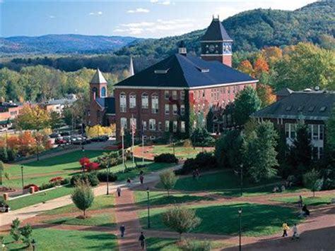 Plymouth Mba Ranking by College Plymouth State College Of