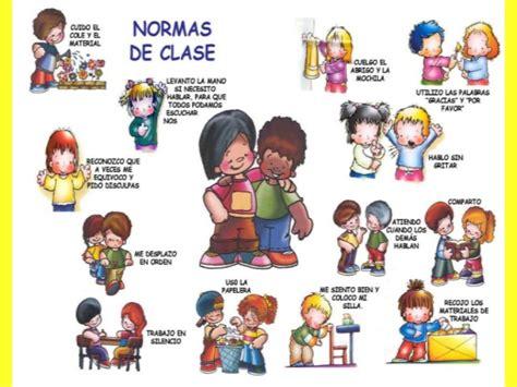 www escuelaenlanube com normas de comportamiento en clase 17normas normas de comportamiento aula fiesta