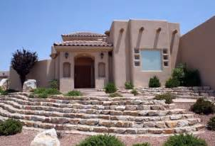 Adobe Style Home by World Architecture Images Pueblo Style
