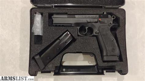 Sp 01 New armslist for sale new cz 75 sp 01 tactical sp01 9mm