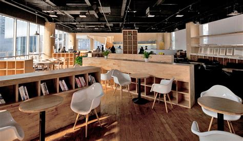 Floor Plan Theater by Approach Architecture Studio Fits A Bookshop In A High Rise